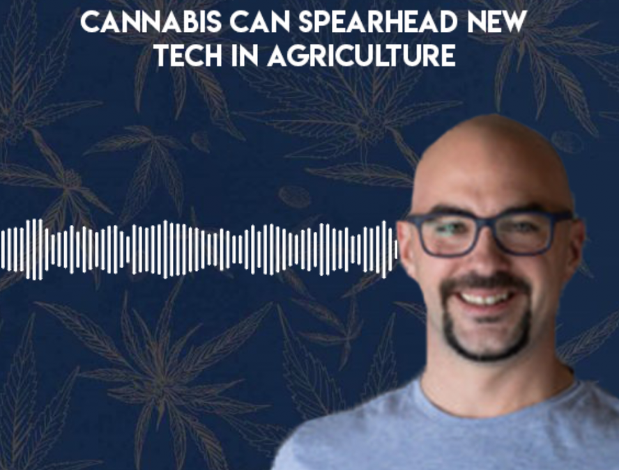Sustainable Cannabis Cultivation with Aquaponic Farming with Tanner Stewart | DANK Discussions hosted by Maynard Breslow | Presented by Calacann Media