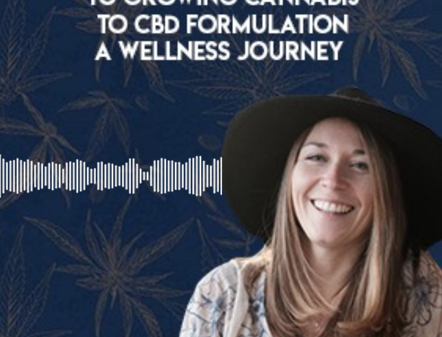 Holistic Health Coach to MJ Grow to CBD Formulation: A Wellness Journey
