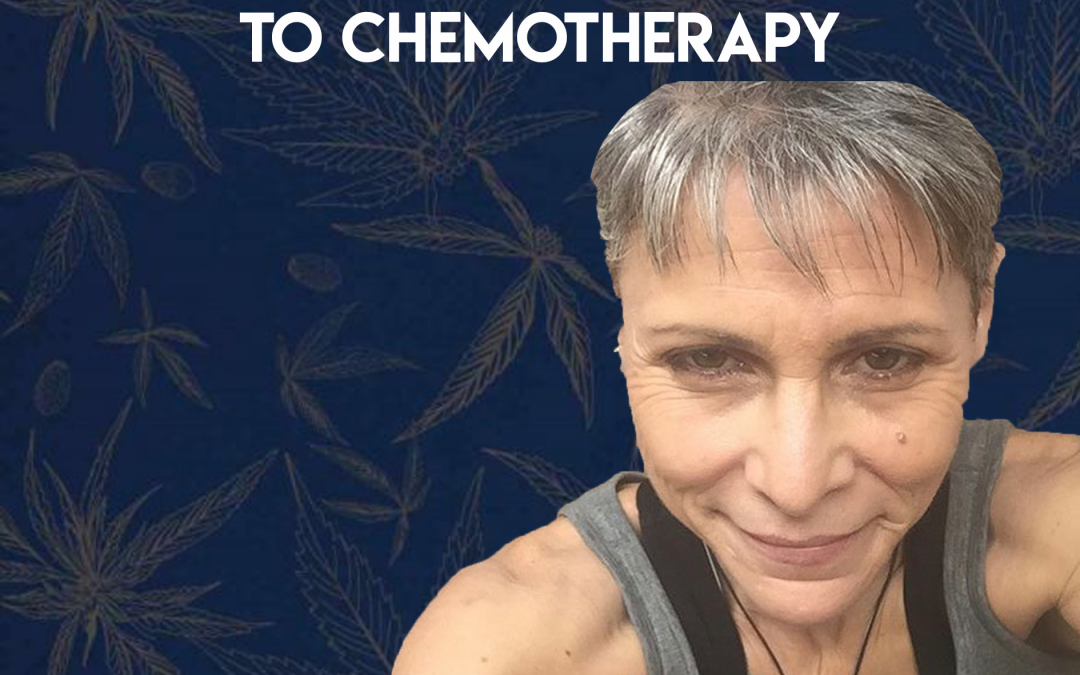 Cancer Survivor & Educator Compares Cannabis to Chemotherapy