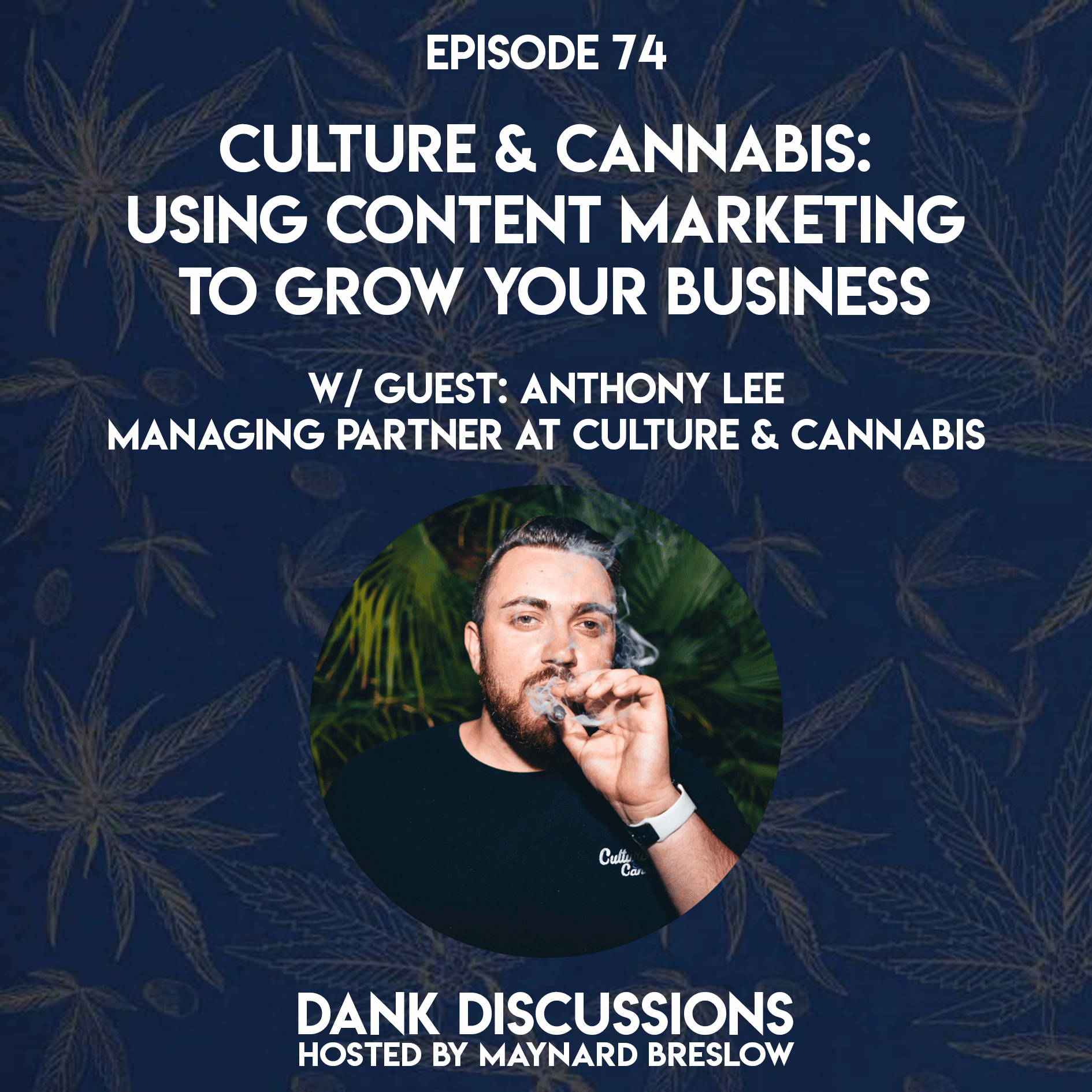 DANK Discussions - Deep Diving into the Legal Cannabis, Hemp, CBD Industry