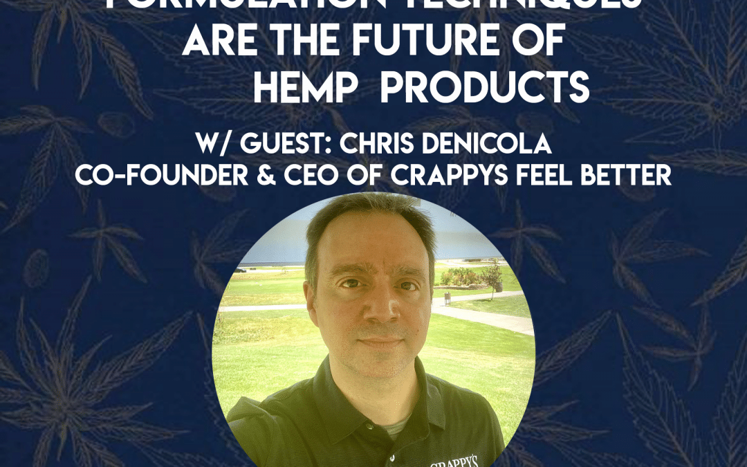 Why Pharmaceutical Formulation Techniques are the Future of Hemp Products